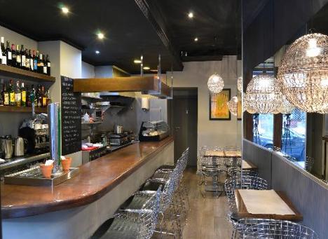 Diarios de cocina mood food el restaurante mas peque o de for Como administrar un restaurante pequeno