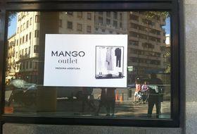 Mango desembarca al completo en el centro con la apertura de un \'outlet\'