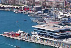 El port america 39 s cup de valencia la historia de una - Laydown puerto valencia ...