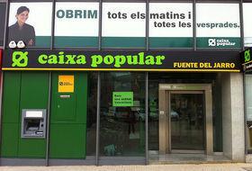 El 34 de las sucursales de la comunitat valenciana for Oficinas la caixa en valencia