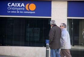 El 34 de las sucursales de la comunitat valenciana for Oficines catalunya caixa