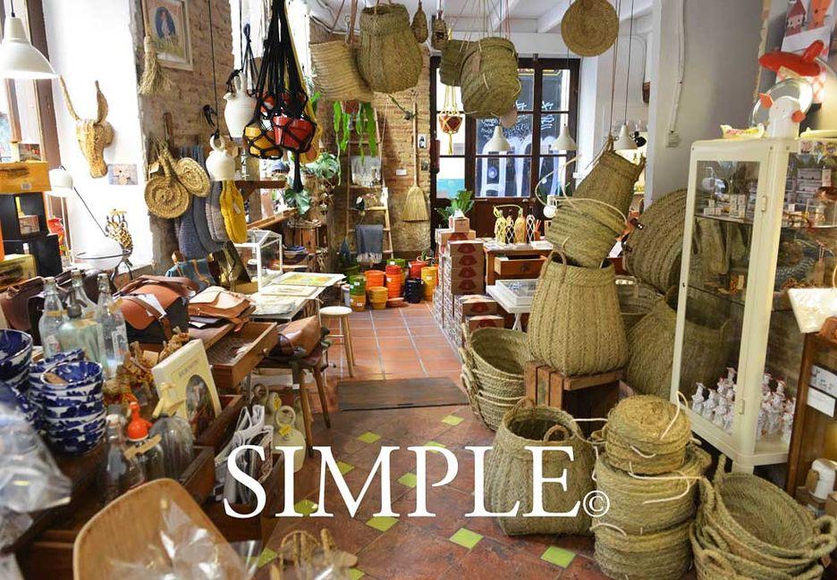 simple abre tienda online