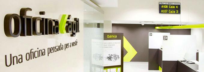 Bankia triplicar el n mero de 39 oficinas giles for Bankia oficina internet empresa
