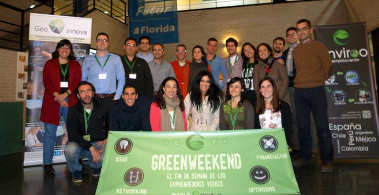 greenweekend, emprendimiento en sostenibilidad