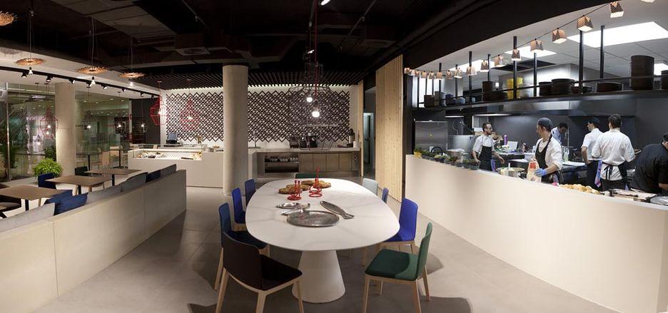 Diariosdecocina 39 moda modernos y restaurantes 39 por for Cocinas de restaurantes modernos