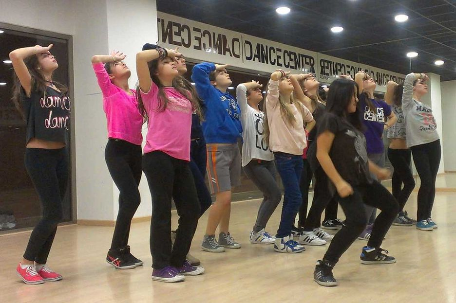 Alumnos de DanceCenter