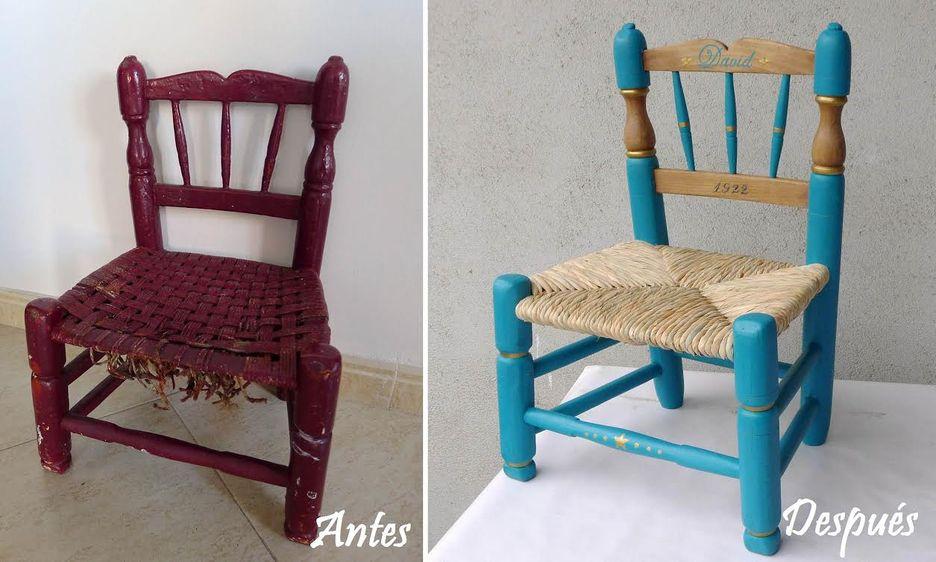 De muebles antes y despues excellent de muebles antes y for Muebles antiguos restaurados antes y despues