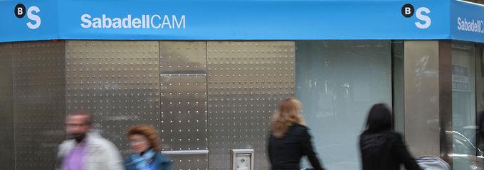Banco sabadell eliminar la marca 39 cam 39 de todas sus oficinas for Oficinas banco sabadell valencia