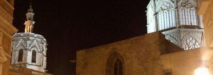 Ruta por la valencia negra a la luz de la luna - Reparacion relojes antiguos valencia ...