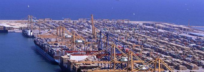 El puerto de valencia en el puesto 33 del mundo por - Laydown puerto valencia ...