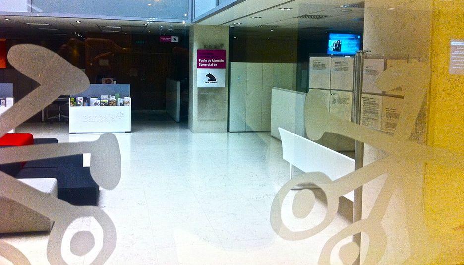 Bienvenido a su oficina de cajamadrid en bancaja for Caja murcia valencia oficinas