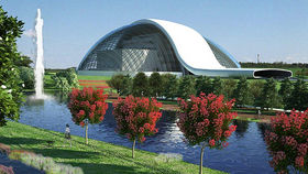 El estudio valenciano cmd ingenieros completa la for Sede parlamento roma