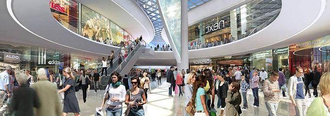Valencia lidera la construcci n de nuevos centros comerciales pese a ser zona saturada - Empresas construccion valencia ...