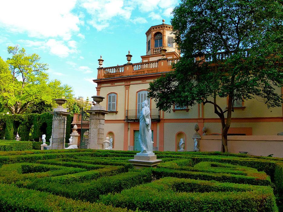 Viaje a una valencia imprevista ii for Jardines de monforte valencia