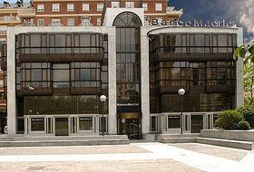 Banco madrid suprimir la marca nordkapp pero sube enteros for Oficinas barclays valencia