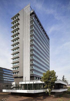 Iberia se lleva su plantilla a un edificio alquilado para for Oficinas iberia express