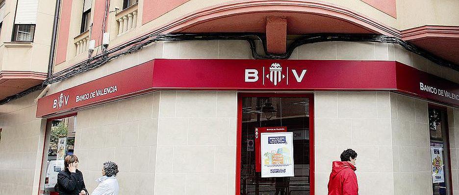 Los nuevos despidos en banco de valencia obligar n a for Oficinas banco sabadell valencia