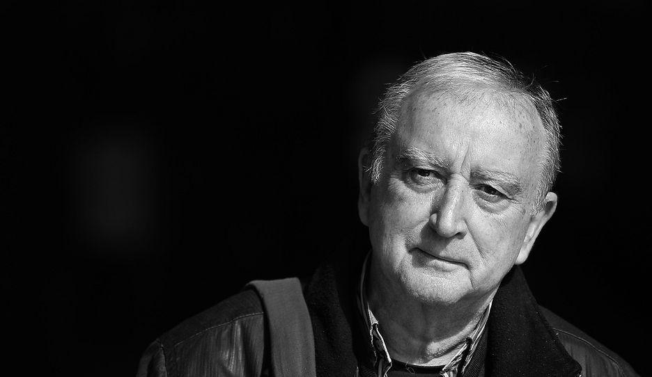 Rafael Chirbes. Foto: Jesús Císcar.