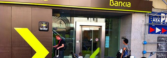 Nuevas oficinas de bankia que abren por la tarde pero se for Oficinas de bankia en madrid