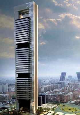Bankia alquila la torre foster 39 como nueva sede - H m plaza norte ...