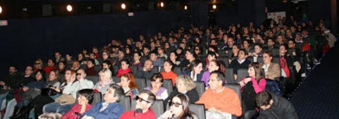 cine aqua valencia